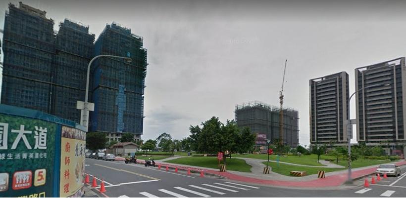 捷運建設帶旺八德.1字頭運動宅買得起.jpg